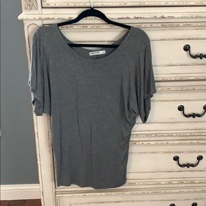 Super soft gray shirt